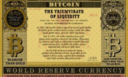 The Triumvirate of Liquidity