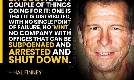 Hal Finney, Bitcoin & Me