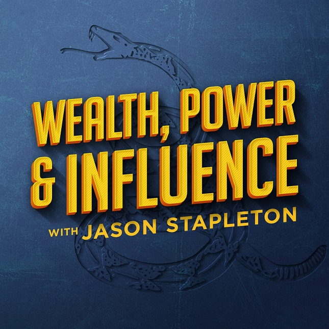 Wealth Power & Influence, Bitcoin talk with Jason & Matt