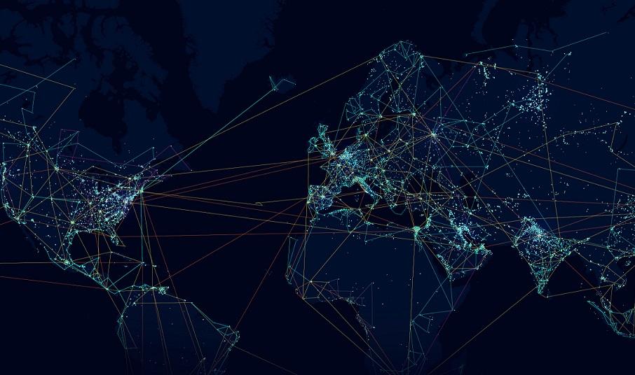 Richard Myers and a Lightning Powered Global Mesh