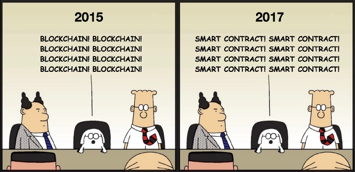 The Truth About Smart Contracts