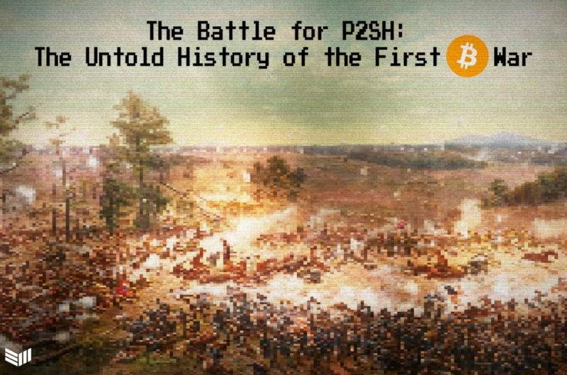 The Untold Story of the First Bitcoin War