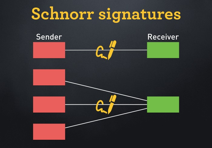 Why Schnorr Signatures will Solve 2 of Bitcoin's Biggest Problems