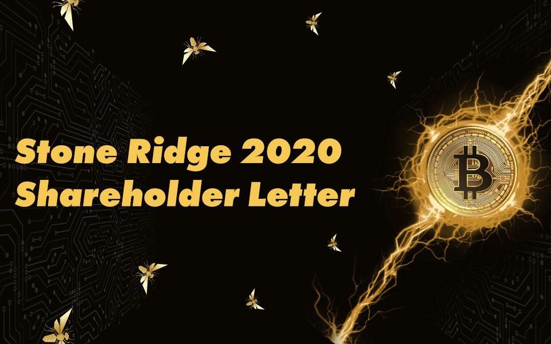 The Stone Ridge Letter
