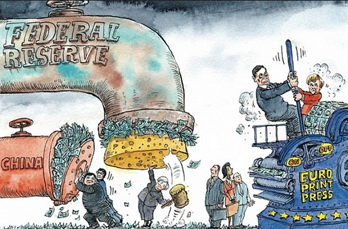 The Central Banking Bubble