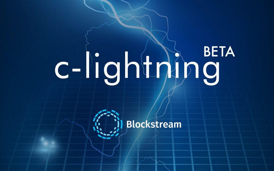Announcing C-Lightning 0.6