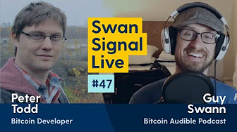 Chat #57 – Bitcoin History with Peter Todd, Brady Swenson, & Guy Swann on Swan Signal Live
